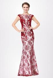 boutique mariage bordeaux robe de soirée pour mariage sirène en dentelle baroque