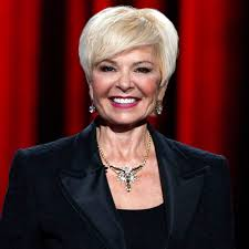new look for roseanne barr 2015 with blonde hair roseanne barr last comic standing google search my style