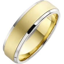 wedding rings white gold plain wedding ring for men in 18ct yellow gold sandblasted with