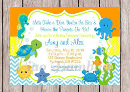 the sea baby shower invitations the sea baby shower invitation sea baby shower