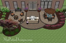 Paver Patio Design Lightandwiregallery Com by Patio Designs Ideas Lightandwiregallery Com