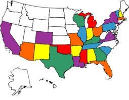 visited states map 56 best genealogy maps united states images on