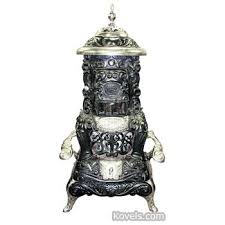 Comfort Pot Belly Stove Antique Stoves Technology Price Guide Antiques U0026 Collectibles