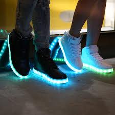 light up shoes for adults men new 2017 big size 35 46 usb led light shoes men male 7 colors