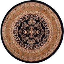 3 Round Area Rugs by Rug Lnh331d Lyndhurst Area Rugs By Safavieh