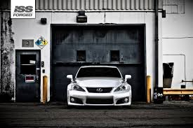 lexus isf houston lexus is f on iss forged spyder two tone iss forged