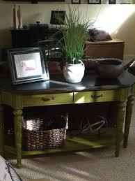 accent table restoration valspar chalk paint boot black and