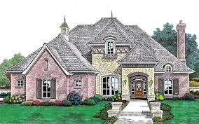 pretty design ideas 9 european and french country house plans plan