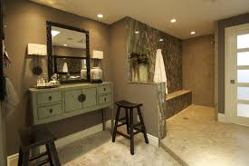 Walk In Shower Without Door Bathroom Impressive Bathroom Design With Cubical Shape White