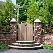 iron fence designs ideas landscape traditional with garden enty