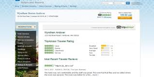 Tripadvisor Map Wyndham To Invite Guests To Review Its Hotels On Tripadvisor