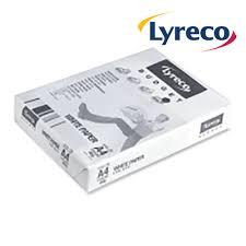 paper ream box lyreco budget white a4 paper 80gsm box of 5 reams 5 x 500