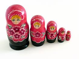 russian doll style then some