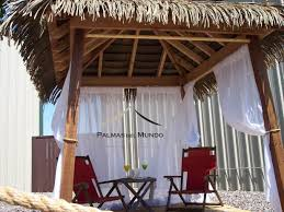 Mexican Thatch Roofing by Thatch Roof Kits For Deck Cabana Palapa Gazebo Tiki Huts Thatch