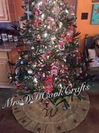 custom tree skirts by mrsddcookcrafts tree skirts