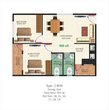 East Meadows Floor Plan Dhiraan Infrastructure Pvt Ltd