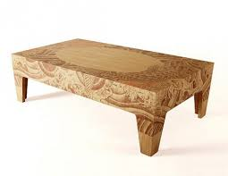 Yakuza Designer Table Collection By Studio Reddish Room Service - Designer table