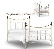 Brass Double Bed Frame Brass Bed Frames And Divan Bases Ebay