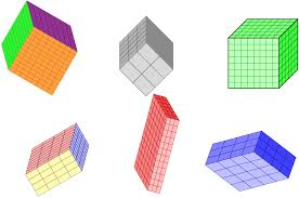 what is the easiest way to draw 3d cube with tikz tex latex