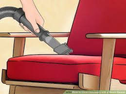 Washing Upholstery Fabric How To Clean Upholstery With A Steam Cleaner 11 Steps