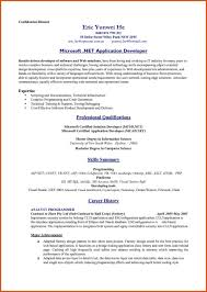 programmer contract template with standard resume moa format and