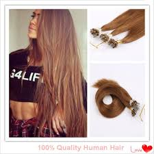micro rings 100strands 100g remy hair micro loop rings hair extension 5a grade