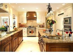 gourmet kitchen designs pictures gourmet kitchen gallery bloomingcactus me