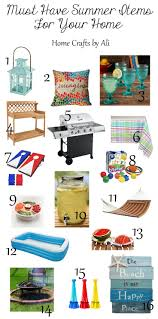 must have home items must have summer items for your home home crafts by ali