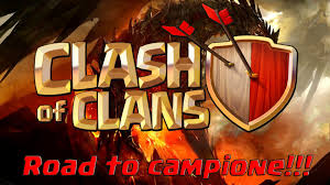 clash of clans wallpaper hd gameplay clash of clans ita road to champ ep 9 salvatoooo