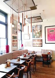 Cambridge Street Kitchen In London 48 Hour City Guide Via Coco