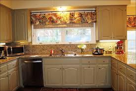 Elegant Kitchen Curtains Kitchen Beautiful Beige Kitchen Curtains Guide To Choosingr