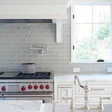 2x4 Subway Tile Backsplash by Kitchens Calcutta Gold Marble Subway Tile Design Ideas
