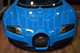 bugatti transformer transformers themed bugatti veyron grand sport vitesse goes for