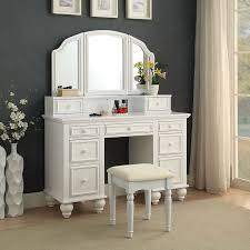 white bedroom vanity athy vanity w stool white bedroom vanities bedroom furniture
