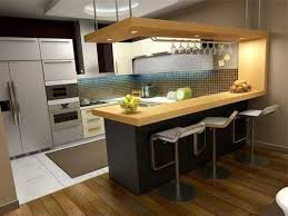New Small Kitchen Designs Modern Small Kitchen With Bar Design Designs Ideas And Decors