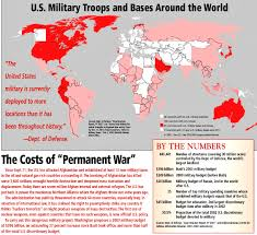 Combatant Command Map The Worldwide Network Of Us Military Bases The Global Deployment