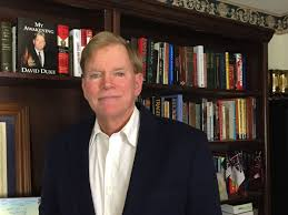 by linking trump with hate groups clinton spotlights the david duke and other white supremacists see trump s rise as way to