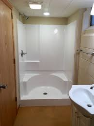 a do it your self bathroom addition in your basement for under 1200