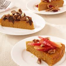 basic crustless pumpkin pie recipe eatingwell
