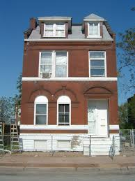 3 story houses 3 story house painting pictures scotts contracting st louis division
