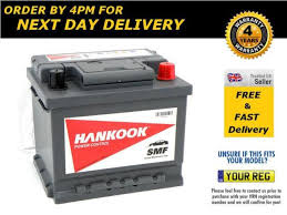 toyota yaris car battery hankook mf54321 heavy duty car battery uk part code 063 ebay