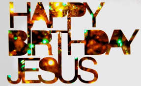 folks is jesus birthday not yours take it easy