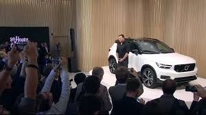 2018 volvo xc40 debuts with care by volvo subscription service