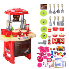 jeu de cuisine avec bébé miniature cuisine en plastique jeux de simulation alimentaire