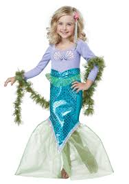 spirit halloween alexandria la mermaid costumes child little mermaid costumes