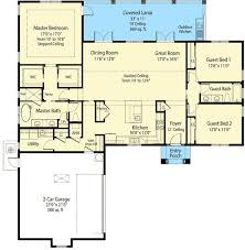 Net Zero Home Plans Plan 33160zr Net Zero Ready Courtyard House Plan Courtyard