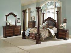 American Signature Furniture Bedroom Sets by Americansignaturepintowin Barcelona Canopy Bed American