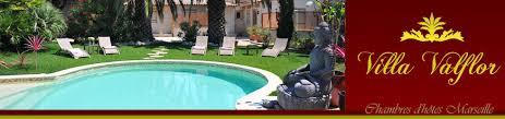 chambre hotes marseille chambre d hôtes à marseille la villa valflor b and b en provence