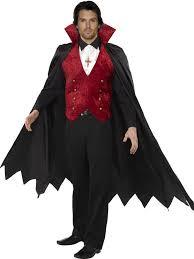 Men Black Halloween Costume Men U0027s Gothic Vampire Costume Classic Vampire Halloween Costume