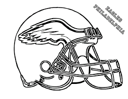 printable football helmet coloring pages football coloring pages